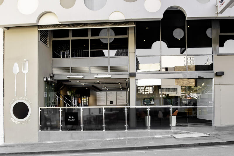 Brady Hotels Central Melbourne Little Charley Exterior