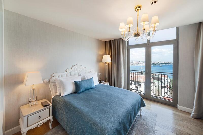 Executive Suite at CVK Park Bosphorus Hotel Istanbul