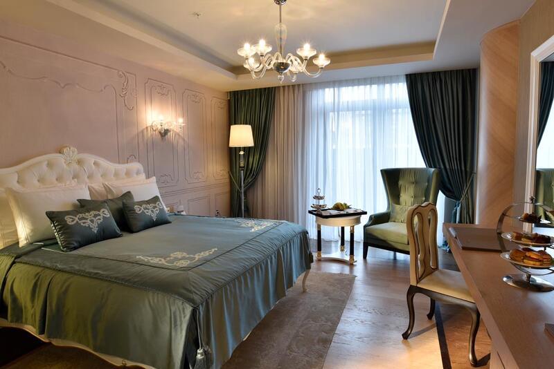 Superior Room at CVK Park Bosphorus Hotel Istanbul