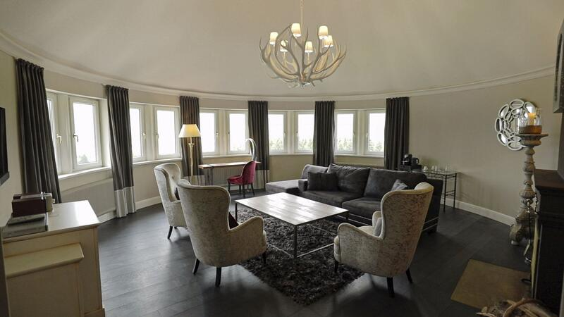 Room at Schloss Pichlarn Hotel in Austria