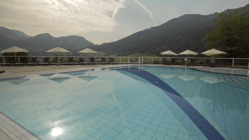 Spa at Schloss Pichlarn Hotel in Austria