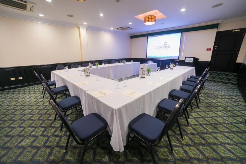 conference room u-shaped