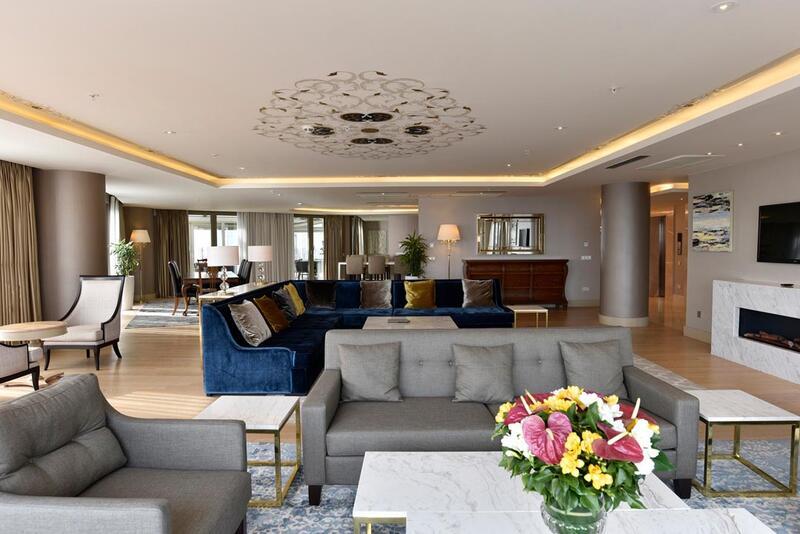 King Suite at CVK Park Prestige Suites in Istanbul