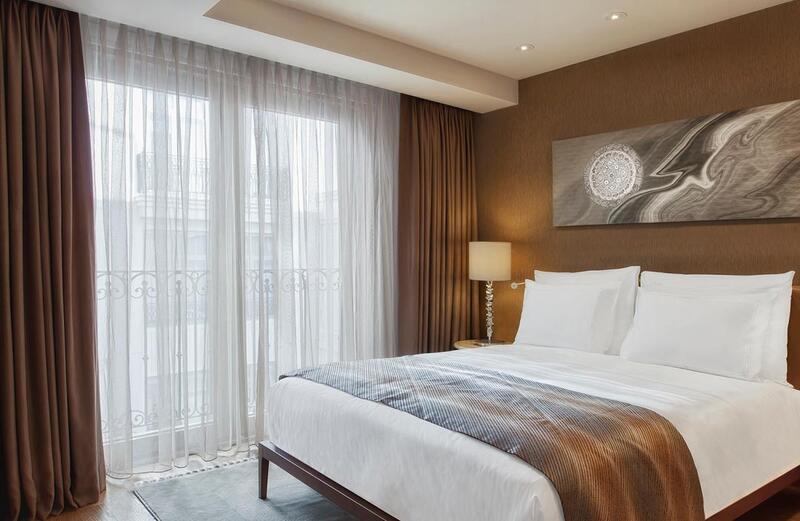 Two-Bedroom Suite at CVK Park Prestige Suites in Istanbul
