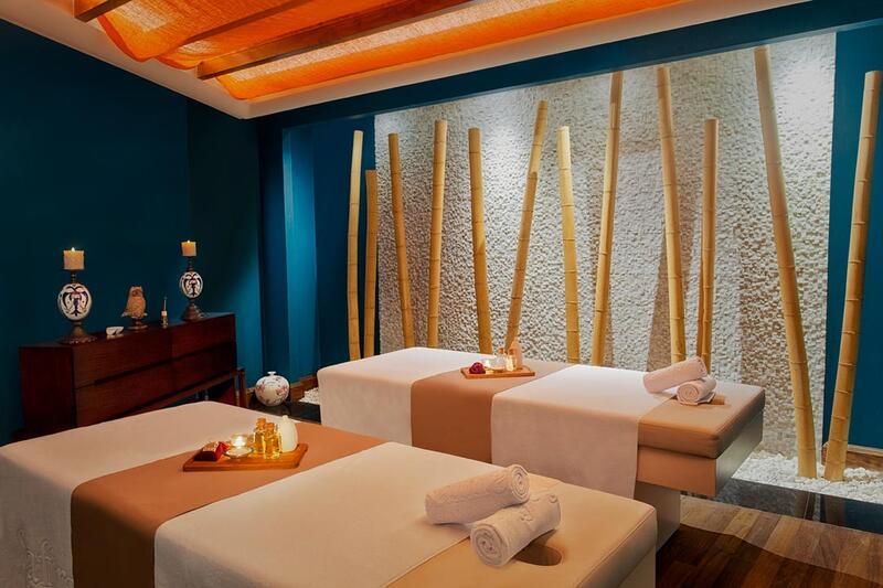 Spa at CVK Park Prestige Suites in Istanbul