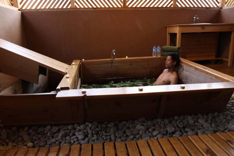 Spa at Naksel Boutique Hotel And Spa in Paro, Bhutan