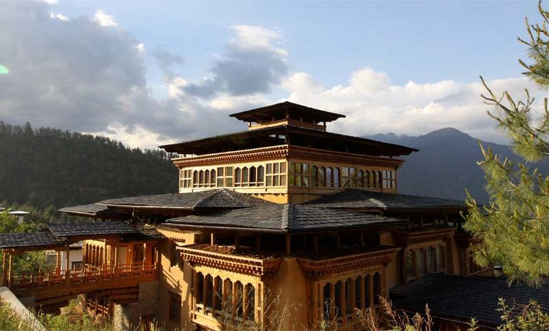 Naksel Boutique Hotel And Spa in Paro, Bhutan