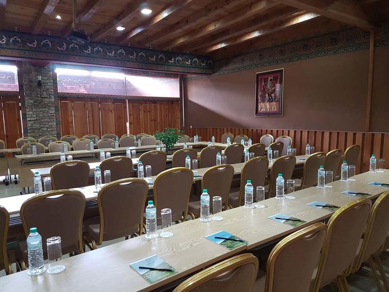 Conference room at Naksel Boutique Hotel And Spa in Paro, Bhutan