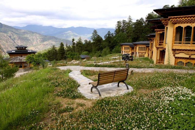 Deluxe Cottages at Naksel Boutique Hotel And Spa in Paro, Bhutan