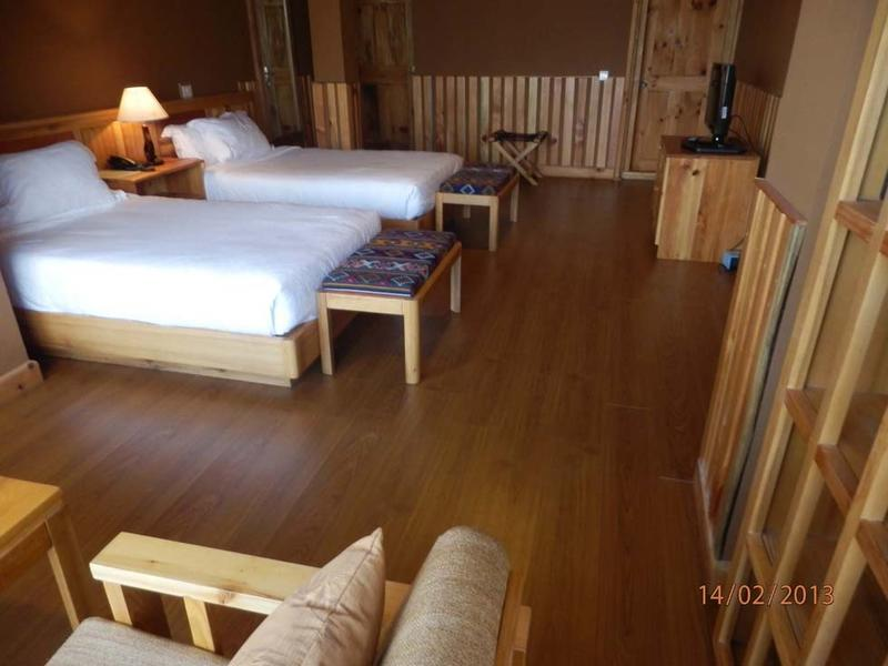 Superior Room at Naksel Boutique Hotel And Spa in Paro, Bhutan