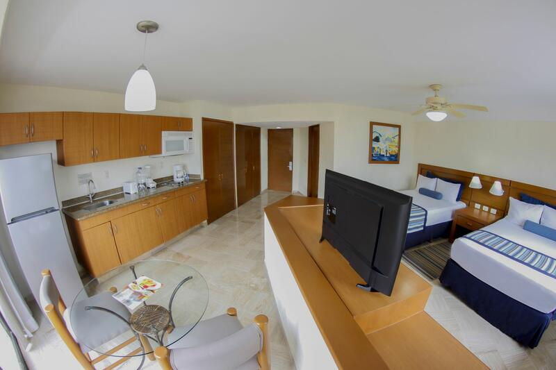 Standard Two Bed with Kitchenette