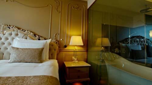 Room at CVK Park Bosphorus Hotel Istanbul