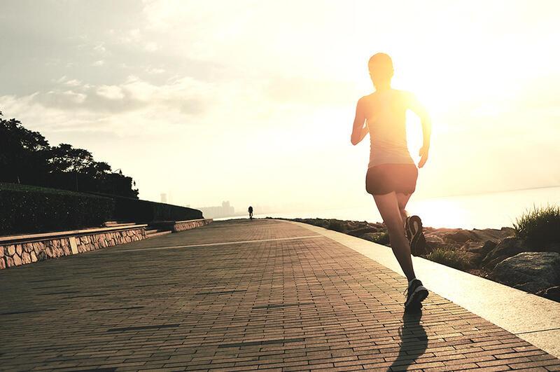 Runner near Silkari Hotels