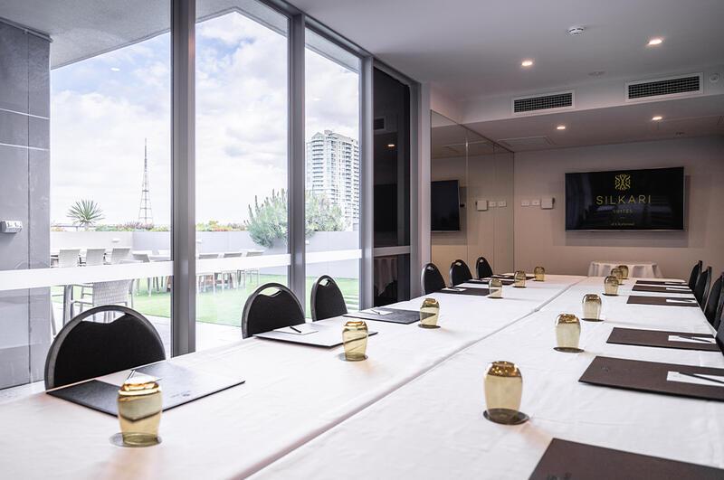 Meeting Room at Silkari Suites Hotel Chatswood