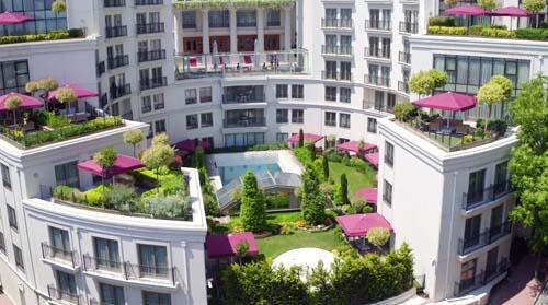 CVK Park Prestige Suites in Istanbul