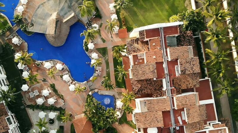 Hotel Arial View