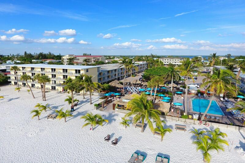 Hotel Arial from Beach