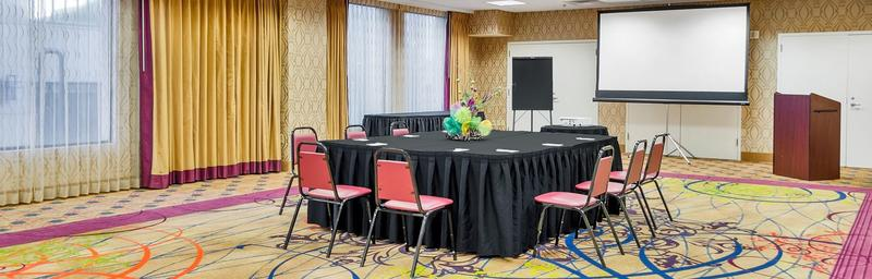Meetings in the Bourbon Room