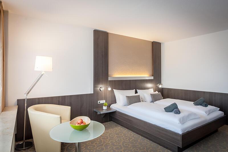 Komfort Zimmer Hotel Frankenland Bad Kissingen