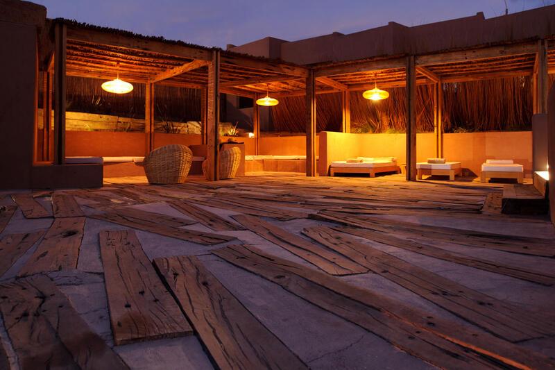 Night Cabanas