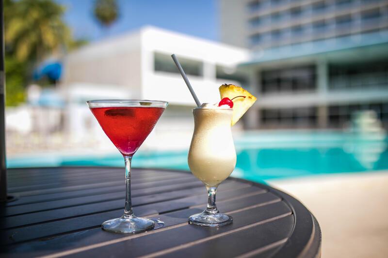 pool drinks