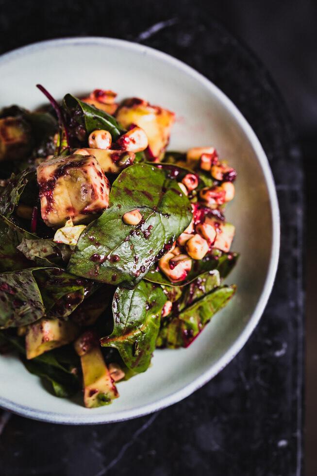 May Fair Kitchen Vegan Salad