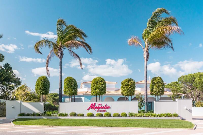 Exterior of The Magnolia Hotel Quinta do Lago
