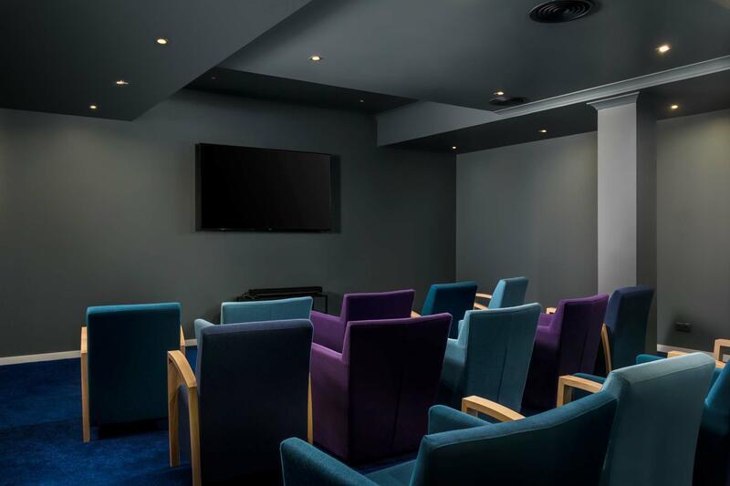 cinema at The Magnolia Hotel Quinta do Lago