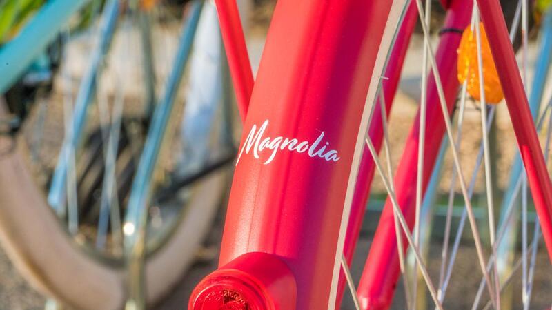 Bicycles at The Magnolia Hotel Quinta do Lago