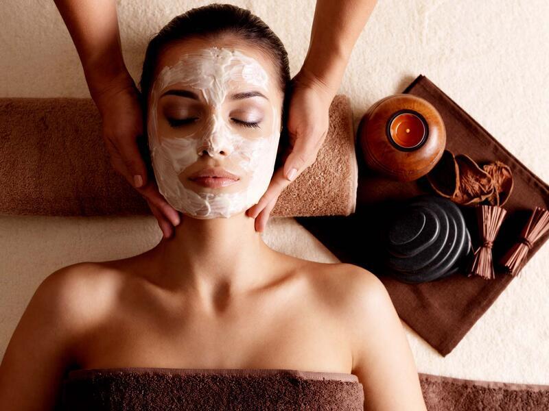Spa treatment at Ghaya Grand Hotel Dubai