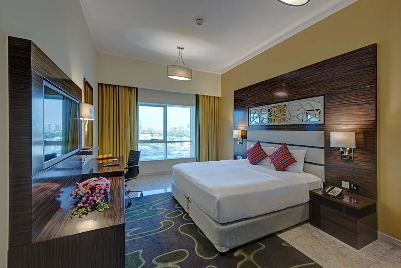 Two Bedroom Apartment at Ghaya Grand Hotel Dubai