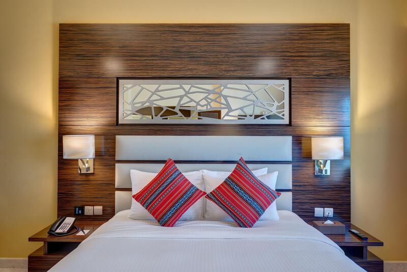 Studio at Ghaya Grand Hotel Dubai