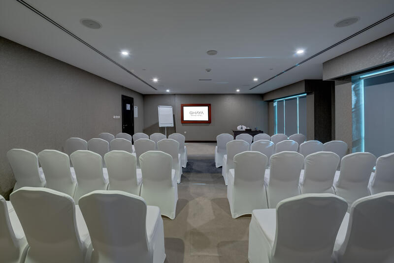 Meeting Room at Ghaya Grand Hotel Dubai