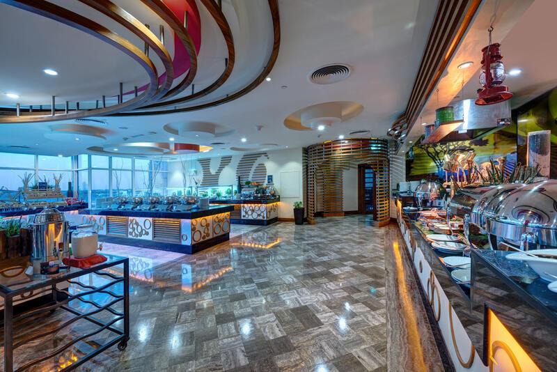 Red Diamond Restaurant, Dubai