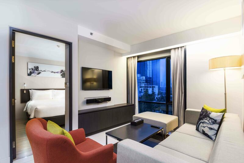 Maitria Hotel Sukhumvit 18 Two Bedroom Suite