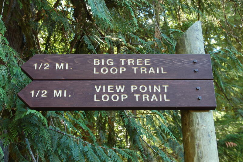 HikingTrailSign