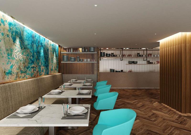 مطعم في فندق جوري، من فنادق مروب في الدوحة ، قطر