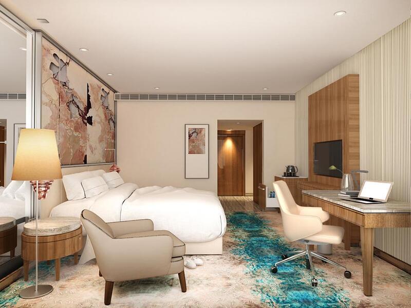 غرفة في فندق جوري، من فنادق مروب في الدوحة ، قطر