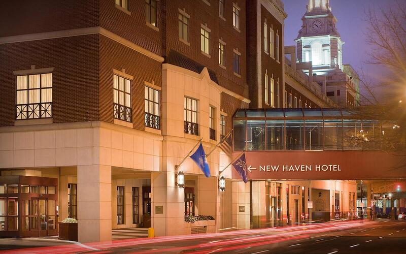 hotel in new haven connecticut