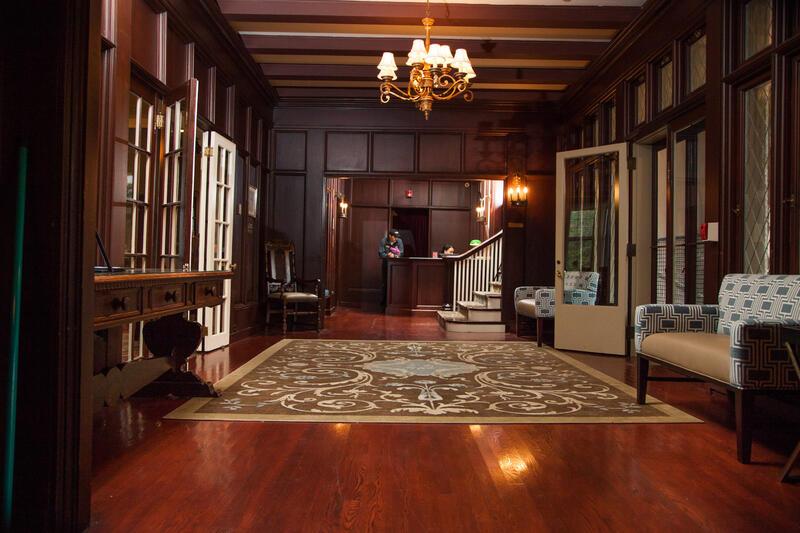 Mansion Lobby