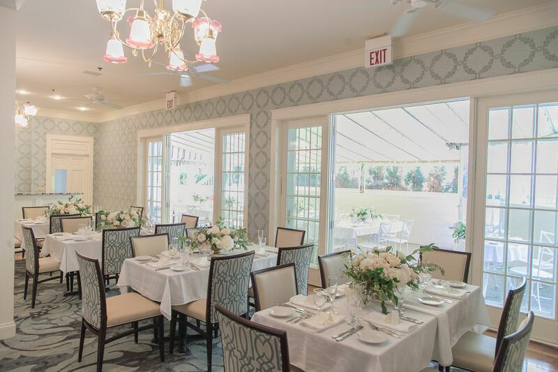 Harbour View Inn Dining Room