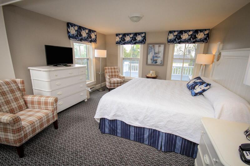 Cottage Harbor View Room