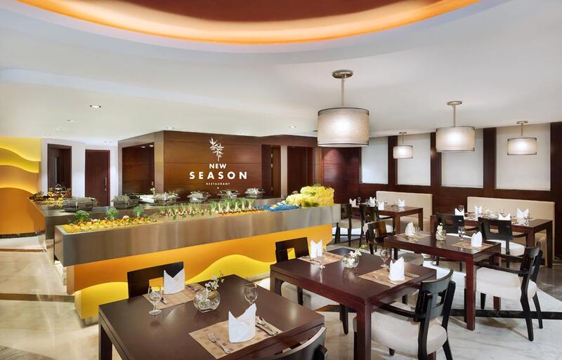 New Season All Day Restaurant at City Seasons Towers