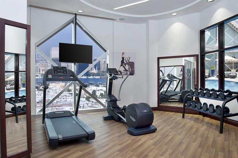 Gym at City Seasons Towers