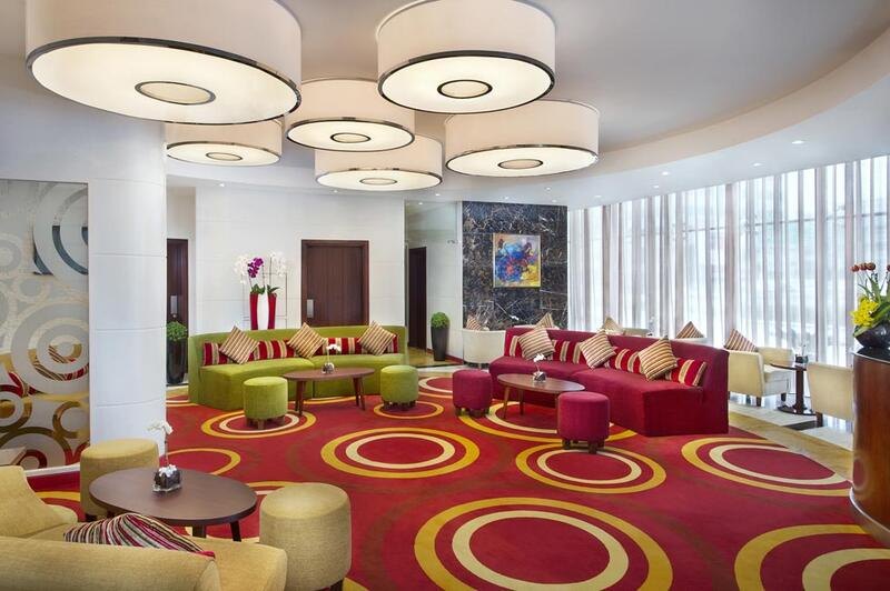 Lobby Lounge at City Seasons Towers