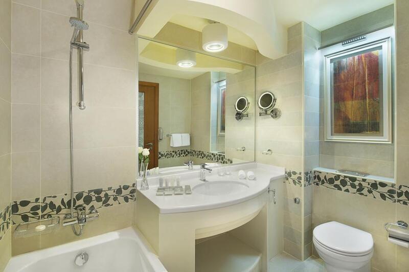Bathroom at City Seasons Towers