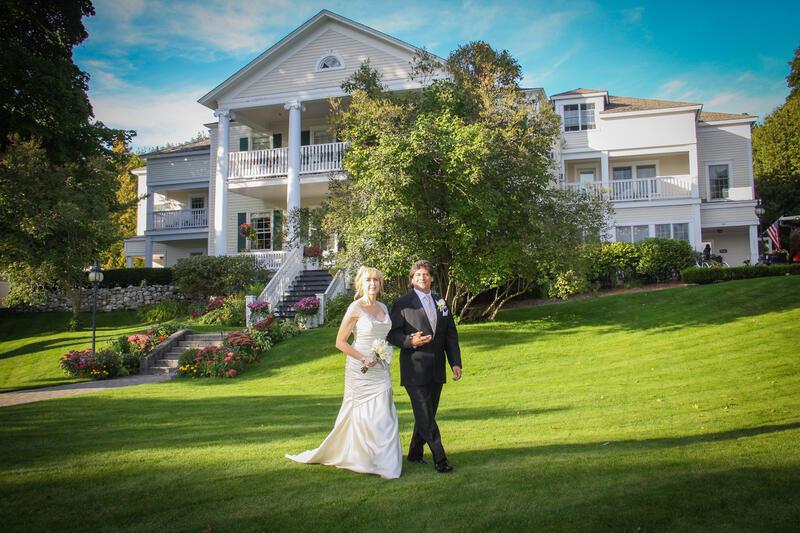 Harbour View Inn Wedding
