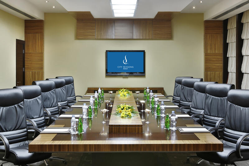 Meeting Room at City Seasons Muscat