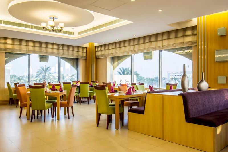 Seasons All Day Restaurant at City Seasons Muscat