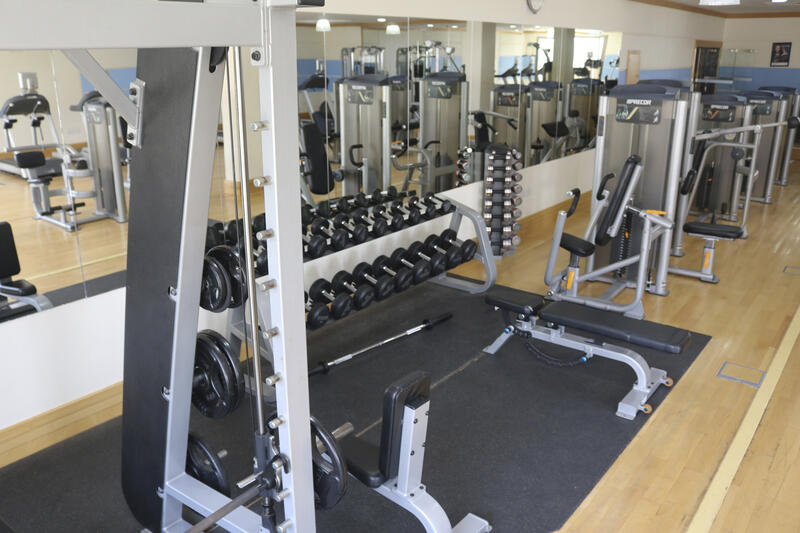 Gym at City Seasons Muscat